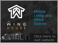 Winghouse Mobile Living and Office Spaces